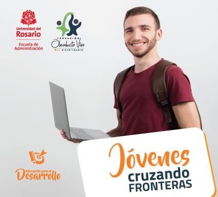 JÓVENES CRUZANDO FRONTERAS